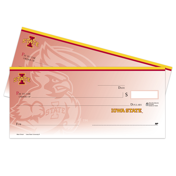 Iowa State University Checks