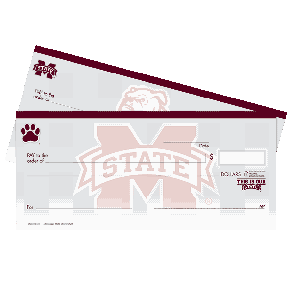 Mississippi State University Check